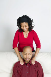 OTvest-Alternative_Medication-Black_man_Recieves_massage